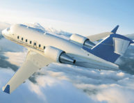 bombardier challenger 604, фото 3