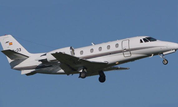 cessna citation 560