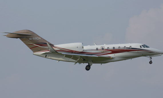 cessna citation 750